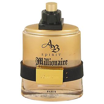 Spirit Millionaire Eau De Toilette Spray (Tester) By Lomani 3.3 oz Eau De Toilette Spray