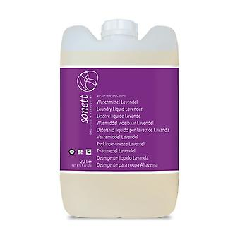 Lavendel flydende vaskemiddel 20 L