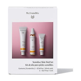 Day Kit For Sensitive Skin 3 units