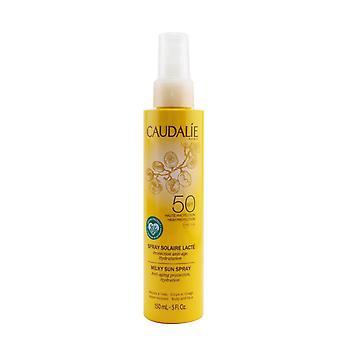 Milky sun spray spf 50 (for face & body) 260644 150ml/5oz