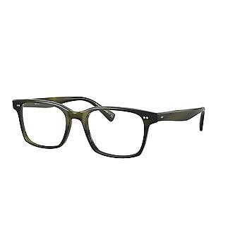 Oliver Peoples Nisen OV5446U 1680 Smaragd Rinde Gläser