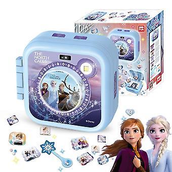 Disney Mrazené 2 3D Maker Machine Magic Samolepky Set