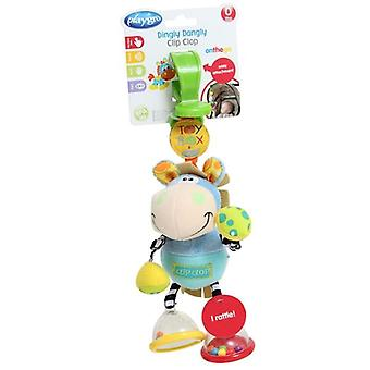 Playgro dingly dangly clip clop toy box