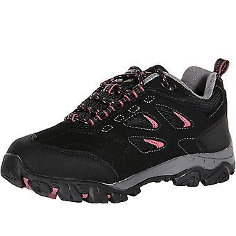 Regata Mulheres Holcombe IEP Low Rise Walking Walking Shoes - Preto