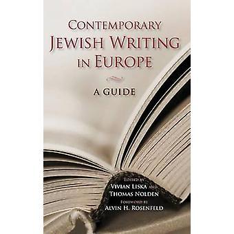 Nykyajan juutalainen kirjoittaminen Euroopassa - Vivian Liskan opas - 9780