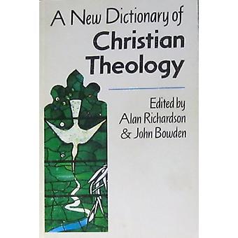 Alan Richardsonin uusi kristillisen teologian sanakirja - 97803340220