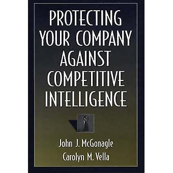 حماية شركتك ضد الاستخبارات التنافسية من قبل جون J.M