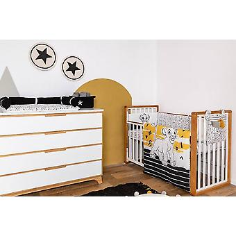 Disney Lion King 3-piece Crib Bedding Set