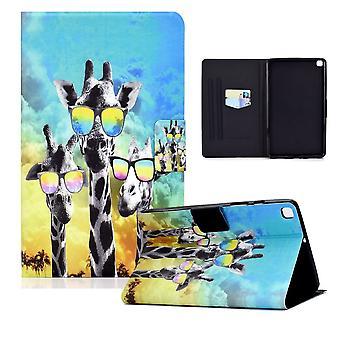 For Samsung Galaxy Tab A 10.1 2019 T510 T515 Motiv 86 Tablet Bag Art Skinnveske