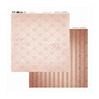 Couture Creations - Gäng i en linje 12x12 tum dubbelsidiga förpackningar med 10 ark