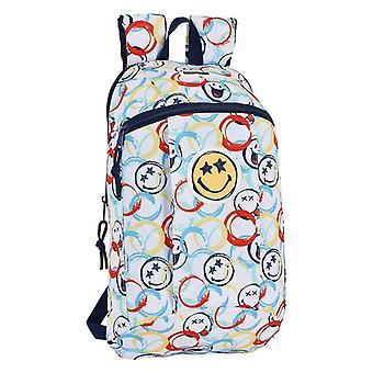 School Bag Smiley World Art