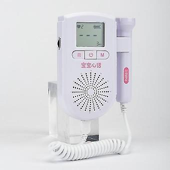 Doppler echografie baby hart monitor niet stralende doppler fogtale gezondheid van van baby dragbare echografiemachine doppler b
