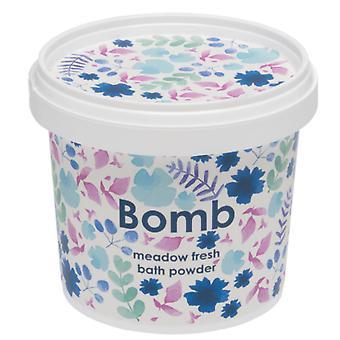 Bomb Cosmetics Bath Powder - Meadow Fresh