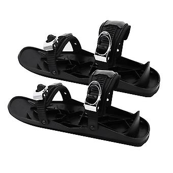1 Pair Unisex Winter Ski Skates Shoes