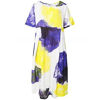 Thanny Trilly Linen Dress