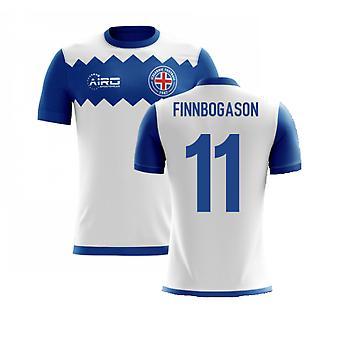 2020-2021 Iceland Airo Concept Away Shirt (Finnbogason 11)
