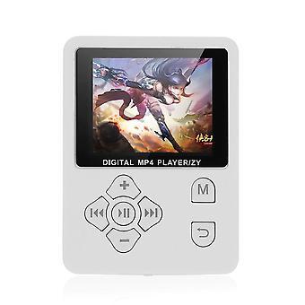 Mini MP3-speler 32G TF-kaart 1,8 MP3-speler (wit)