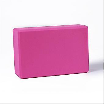 SPORX Yoga Block - 2 pieces of Light Red/Pink Blocks