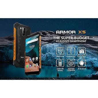FengChun Armor X5€2020€' Android 10 4G Outdoor Smartphone Ohne Vertrag, Octa-Core 3GB RAM 32GB