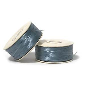 NYMO Nylon Beading Thread Size D for Delica Beads Turquoise 64YD (58 Meters)