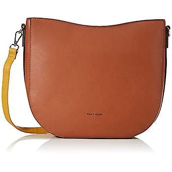 Tom Tailor Acc Puts, Women's Shoulder Bag, Brown, L