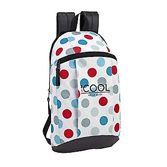 Hello Kitty 2018 Casual Backpack, 39 cm, 1 liters, White (Blanco)