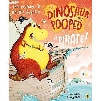 Il dinosauro che ha in cacca un pirata