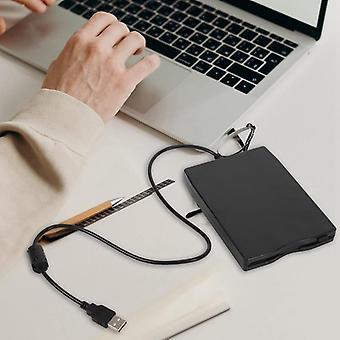 Usb externá disketová jednotka Prenosná 1,44 Mb Fdd Usb disk Plug and Play