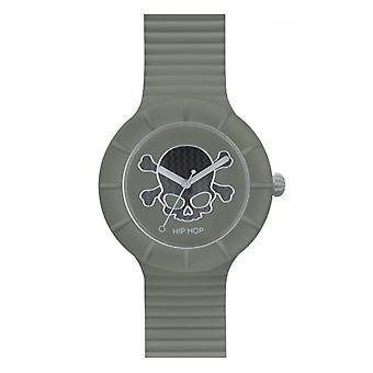 Hip hop watch skull hwu0467