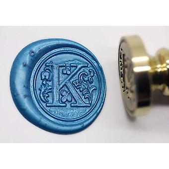 "Alphabet Letter "" K "" Wax Seal Stamp , Sealing Wax Stamp"