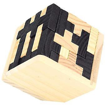 Wonderful Brain Puzzle Game 54T Rosja Ming Luban Kostki Zabawki edukacyjne dla dzieci| Bloki