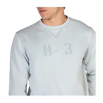 Hackett - Kläder - Tröjor - HM580663-955 - Herr - Powderblue - L