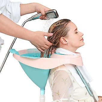 Portable hair shampoo basinhair washing x1535