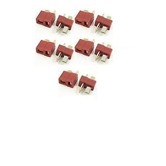 Male & Female Bullet Connectors Plugs For Rc Lipo Battery