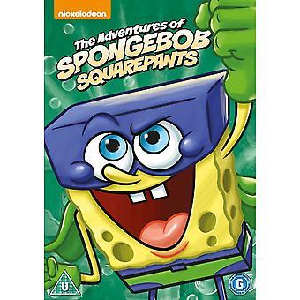 SpongeBob Adventures of SpongeBob Squarepants [DVD]