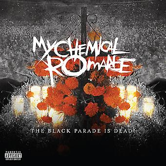 My Chemical Romance - The Black Parade Is Dead! Vinyl
