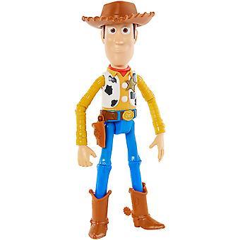 Toy Story 4 - Woody Basic Poseable 18cm Figure
