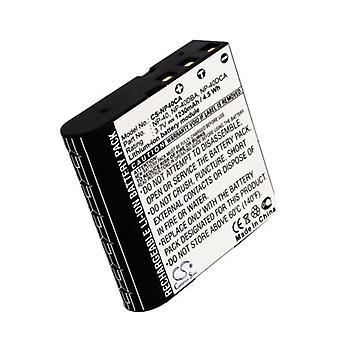 Cameron Sino Np40Ca Substituição de bateria para câmera Casio