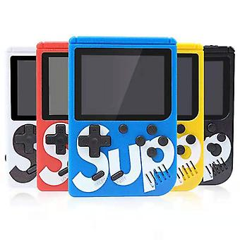Retro portable mini handheld video game console 8-bit 3.0 inch color lcd kids   player built-in 400 s