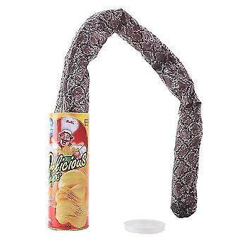 Den Kartoffel Chip Snake, April Fool Day Halloween Party Prank Legetøj