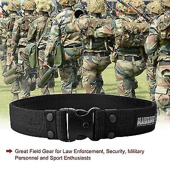 Duurzame tactische emt veiligheid politie swat plicht nut militaire riem