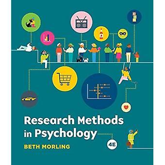 Research Methods in Psychology by Beth University of Delaware Morling