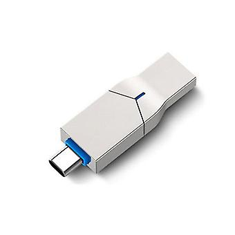 Universal 16GB Type-c OTG USB 3.0 High Speed U Disk Flash Drive for Xiaomi Mobile Phone Tablet