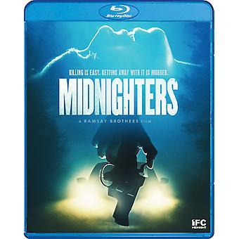 Midnighters [Blu-ray] USA import