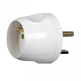 Adapter With Plug 16a On Base 20a