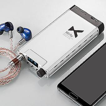 Novo xduoo xd-05 mais amplificador de áudio portátil amplificador de fone de ouvido amplificador duplo intercambiável