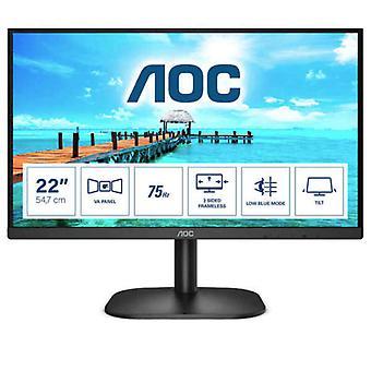"""Monitor AOC 22B2H/EU FHD 21,5"""" WLED"""