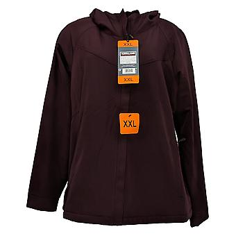 Kirkland Signature Women's Softshell Jacket Brown