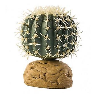 Exo-Terra Desert Barrel Cactus Terrarium Plant - Small - 1 Pack