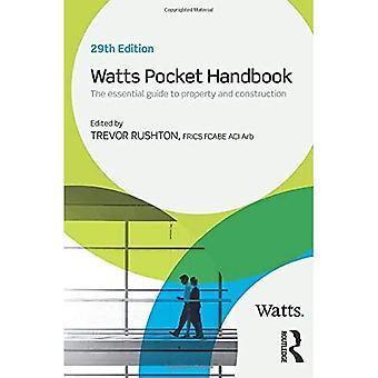 Guide de poche de watts